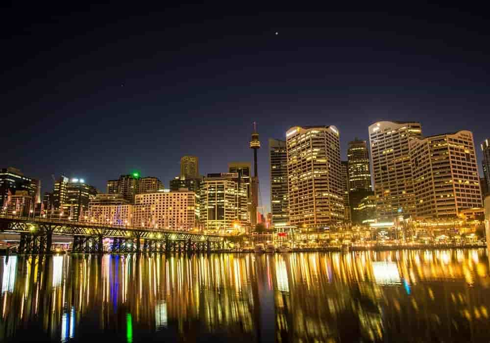 Foto darling harbour sydney