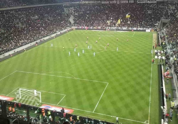 Juventus vs Ajax 16/4/2019