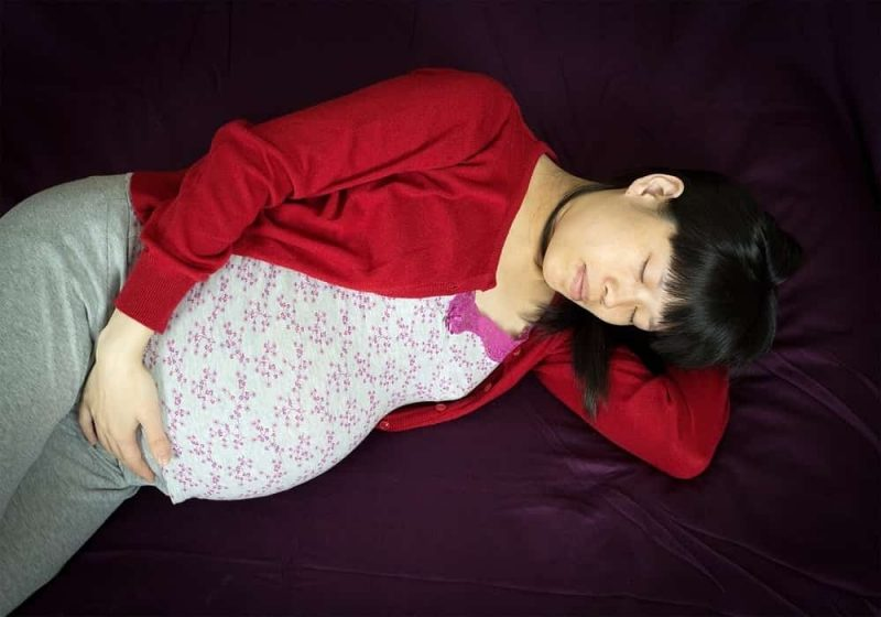Gangguan tidur ibu hamil