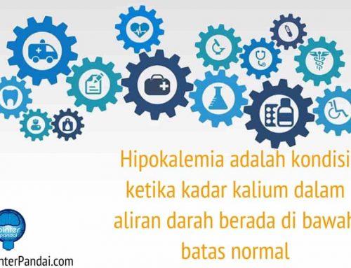 Hipokalemia adalah kondisi ketika kadar kalium dalam aliran darah berada di bawah batas normal