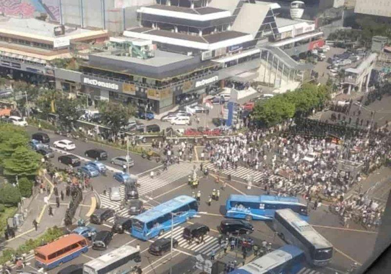 Kerusuhan 22 mei 2019 di jakarta