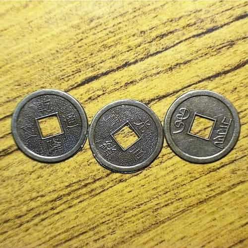 Uang koin ramalan i ching