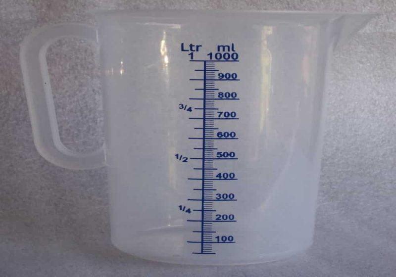 1 Liter Berapa Kg – Rumus, Cara Menghitung, Konversi Liter - Contoh Soal - 1L = 0.001m3 atau 1desimeter kubik atau 1000sentimeter kubik