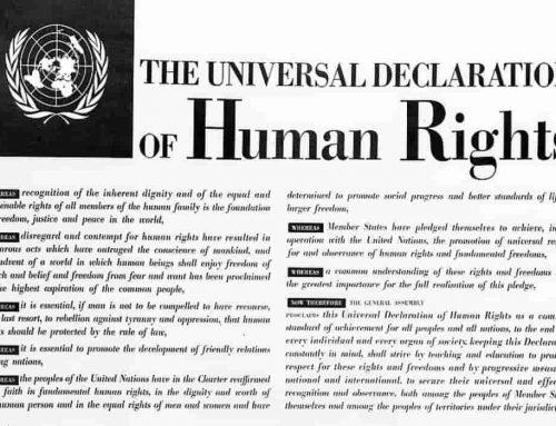 Deklarasi Universal HAM (Hak Asasi Manusia) – 30 Pernyataan Umum tentang Hak-Hak Asasi Manusia