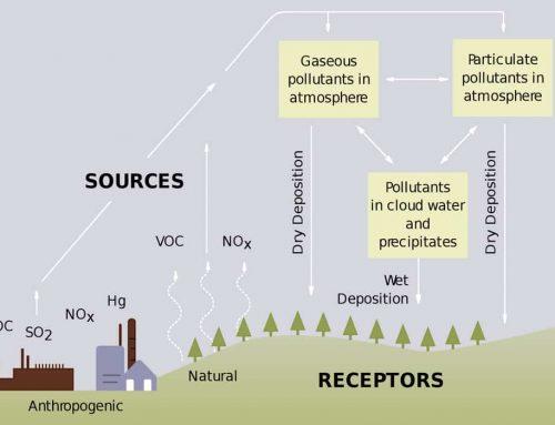 Hujan Asam (Acid Rain) – Penyebab, Dampak, Efek, Manfaat, Proses Terjadinya, Reaksi Kimia