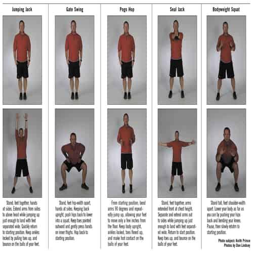 Olahraga peninggi badan sebelum tidur