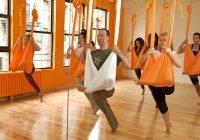 Fly yoga aerial yoga
