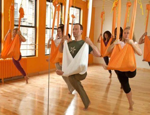 Fly Yoga – Aerial Yoga – Penjelasan dan Persiapan