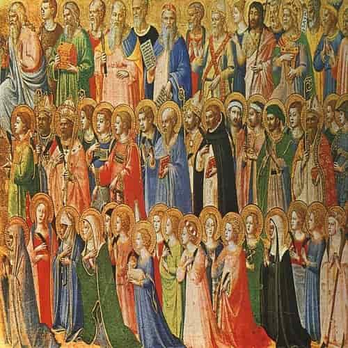 All Saints Day - Hari Raya Semua Orang Kudus