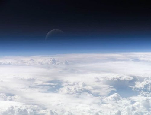 Atmosfer adalah lapisan gas yang melingkupi sebuah planet, termasuk bumi, dari permukaan planet tersebut sampai jauh di luar angkasa