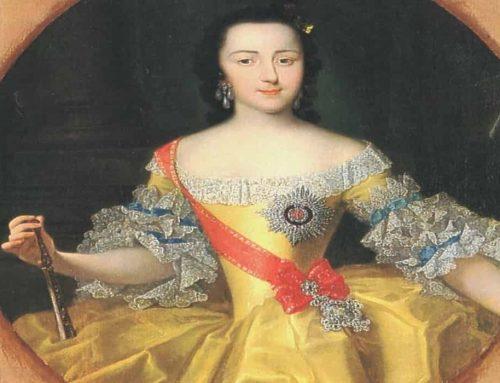 Catherine the Great – Sejarah Yekaterina II dari Rusia (Yekaterina yang Agung)
