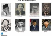 Guru legendaris di Indonesia