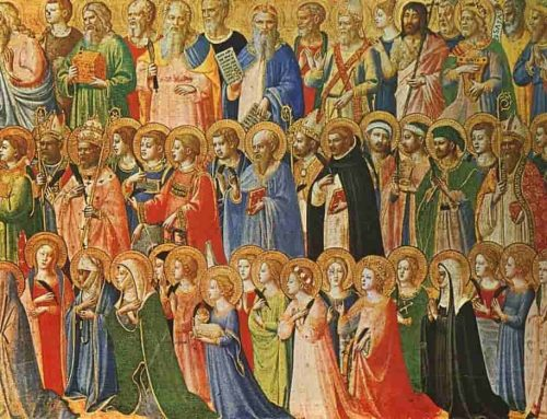 Hari Raya Semua Orang Kudus – All Saints' Day