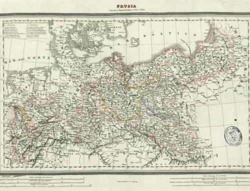 Kerajaan Prusia – Sejarah dan Penjelasan – Nama Negara-Negara Sekarang