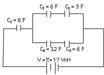 Besarnya muatan pada kapasitor C5 adalah - rumus kapasitas kapasitor