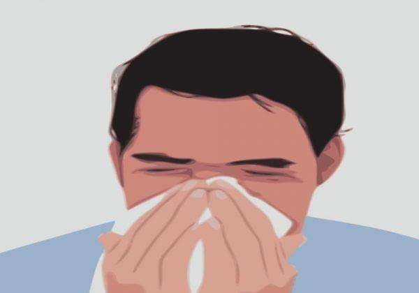 Ciri ciri alergi debu