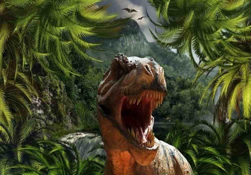 Arti mimpi dinosaurus tirex