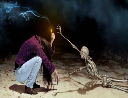 Arti Mimpi Tulang