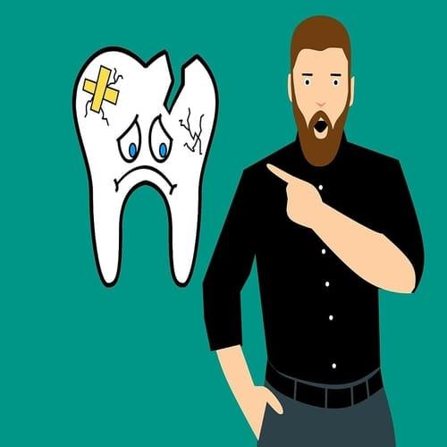 Gigi rusak anak gigi susu dan dewasa