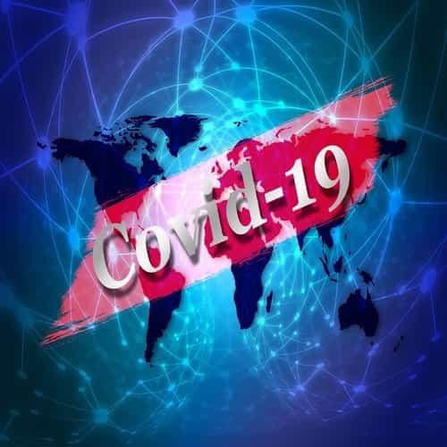 Covid 19 korona virus penyakit