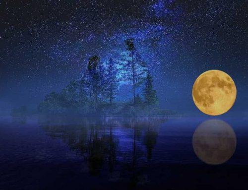 Mitos Bulan Purnama – Arti, Lambang, Kepercayaan, Legenda, Takhayul