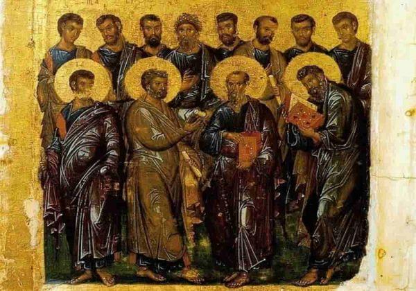 12 murid yesus kristus