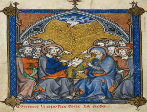 Doa Aku Percaya (Katolik) – Bahasa Indonesia dan Inggris) The Apostles Creed Prayer
