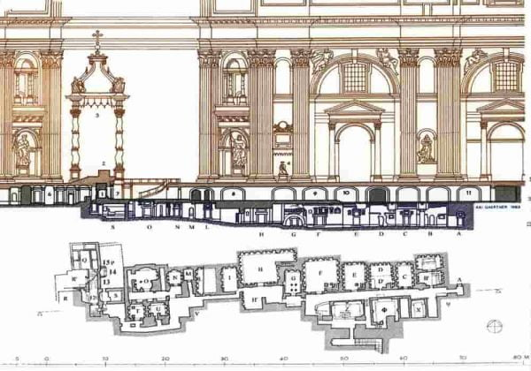 Rahasia di bawah tanah Vatikan - Nekropolis Vatikan