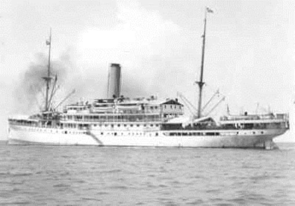 kapal van der wijk