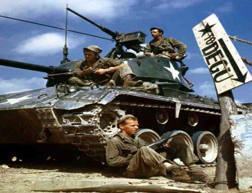 Perang Korea  (1950-1953) – Sejarah dan Penjelasan