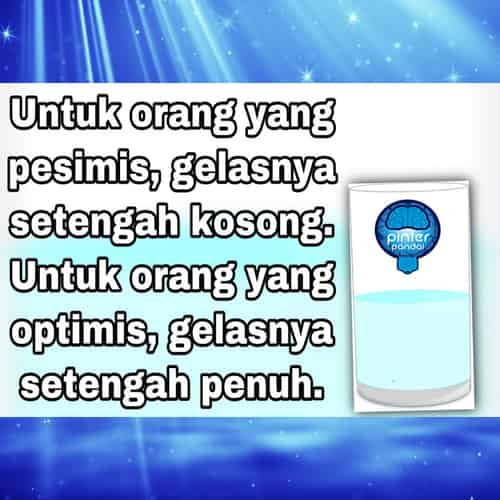 Optimis pesimis