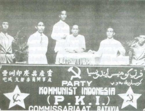 PKI Partai Komunis Indonesia – Sejarah, Pendiri, Tujuan, Bubarnya