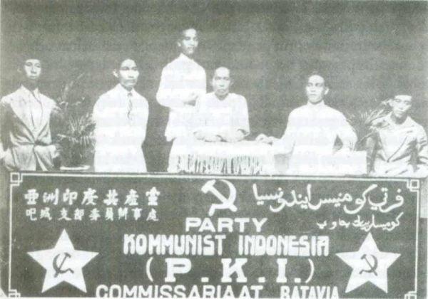 PKI partai komunis indonesia