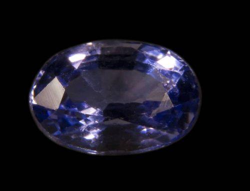 Tanzanite Batu Berwarna Biru dan Keunguan Dari Mineral Zoisite – Asal Afrika