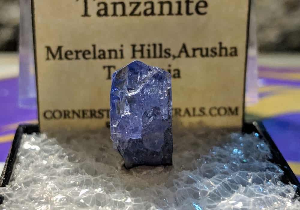 Batu permata tanzanite