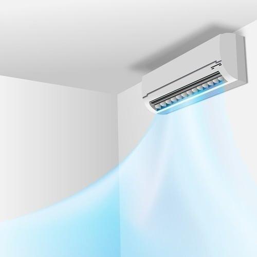 Cara kerja pendingin ruangan AC