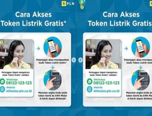 Token Listrik Gratis – PLN Listrik Gratis –  www.pln.co.id gratis – Cara Klaim