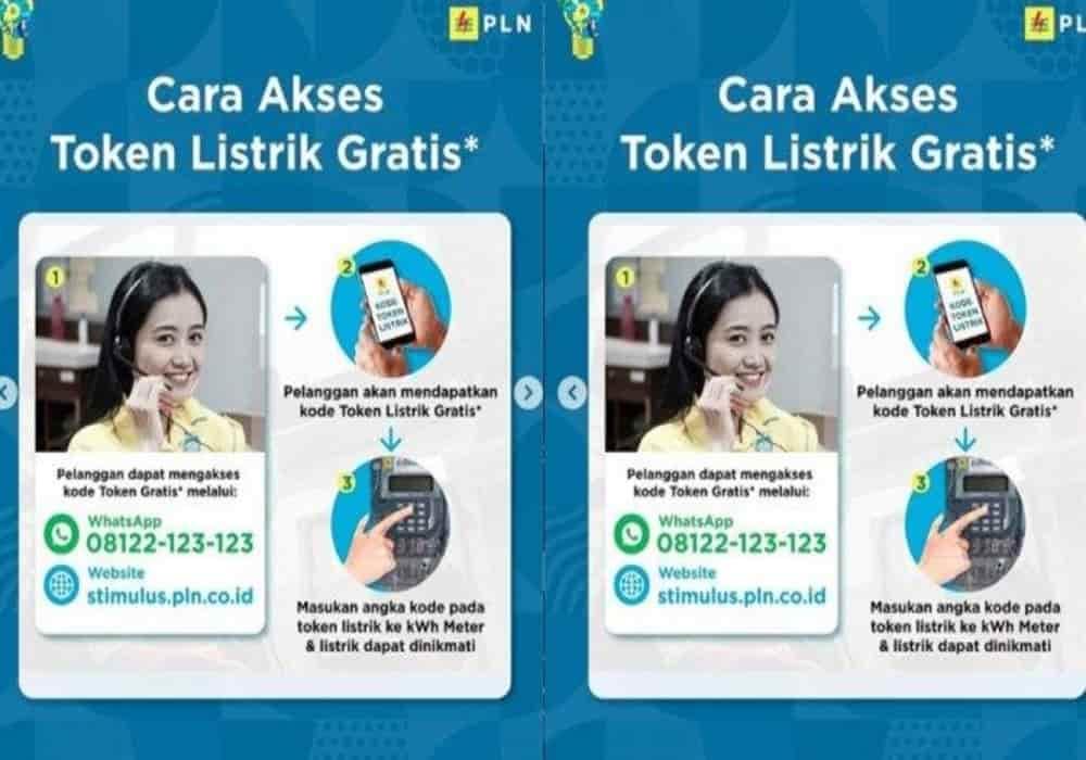 Token Listrik Gratis - PLN Listrik Gratis - www.pln.co.id ...