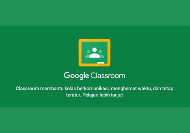 Google classroom kelas