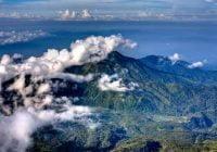 Gunung lawu pulau jawa
