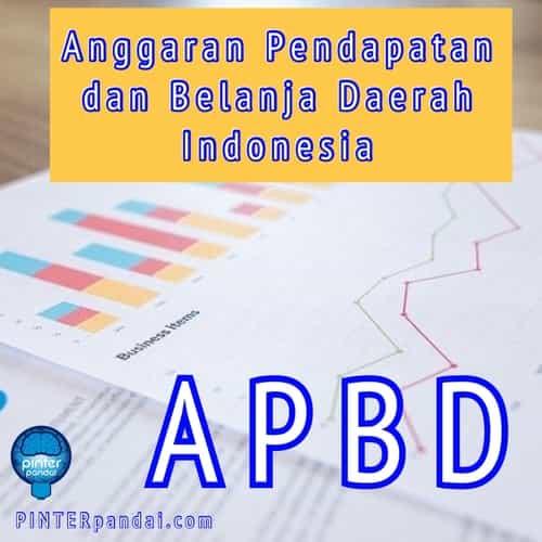 APBD anggaran pendapatan dan belanja daerah