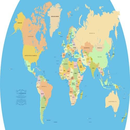 Daftar negara terbesar di dunia