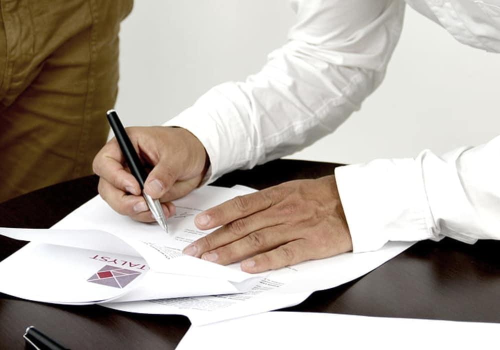 Contoh Surat Perjanjian Hutang Piutang - Beserta Komponen ...
