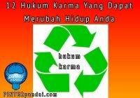 Hukum Karma - 12 Hukum Yang Dapat Merubah Hidup Anda