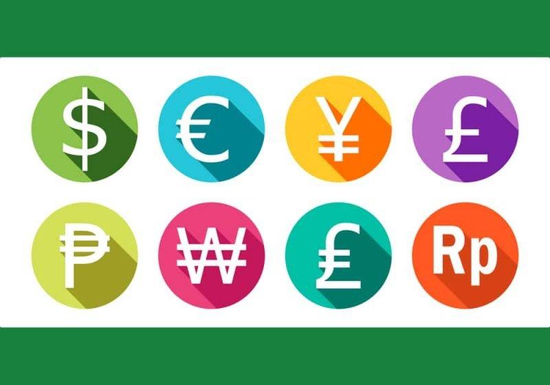 menabung mata uang asing