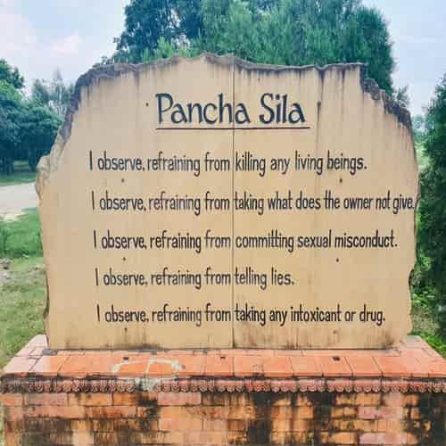 Pancasila Buddha - 5 Nilai Moral dan Penerapannya