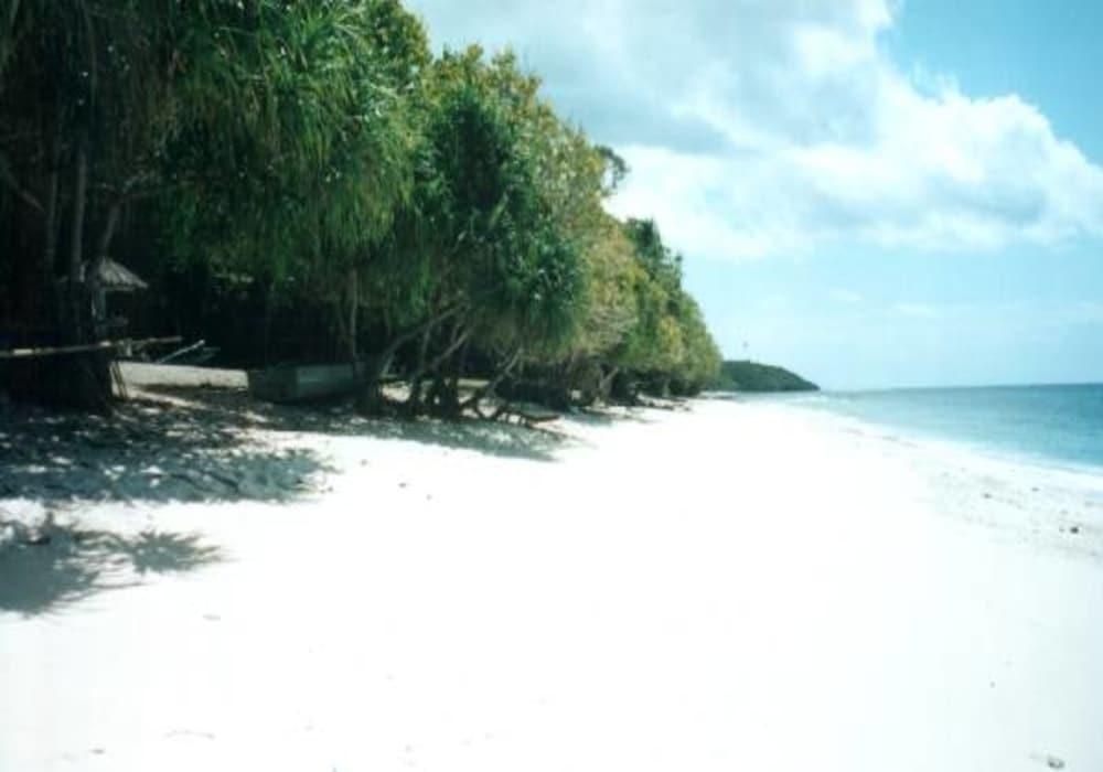 Timor leste pantai tutuala