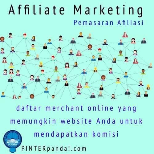Affiliate marketing online pemasaran afiliasi