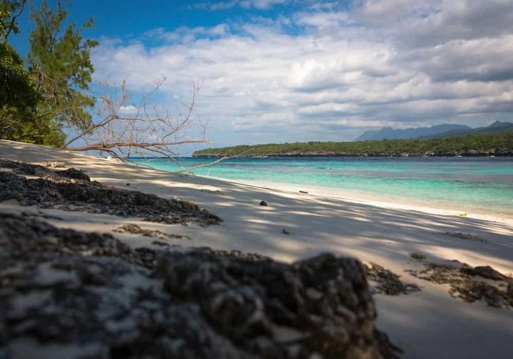 Pulau jaco timor leste