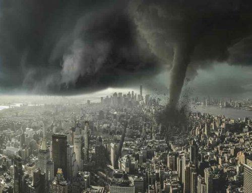 Arti Mimpi Tornado